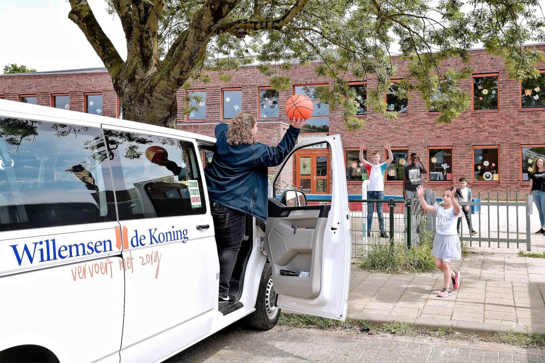Leerlingenvervoer gaat weer van start!