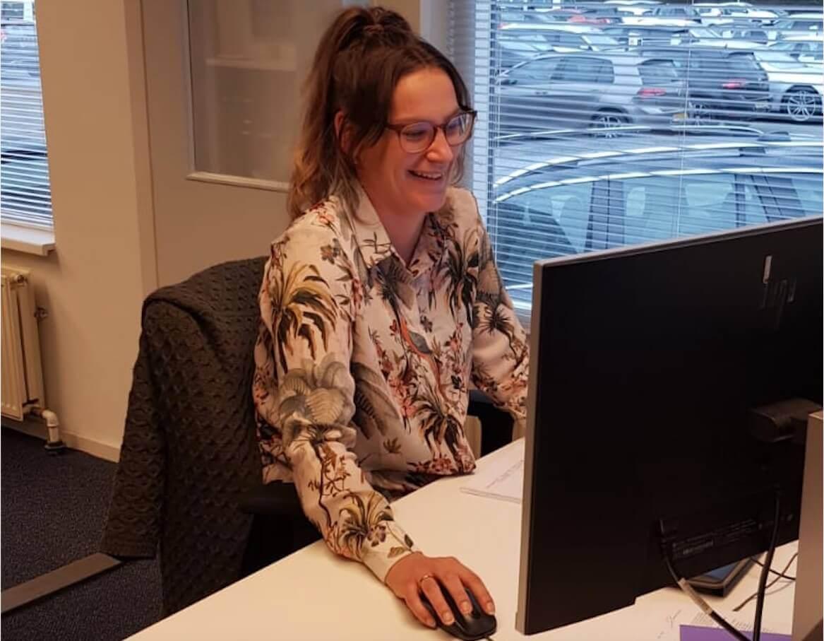 Medewerker in beeld: Kimberly teamleider P&O