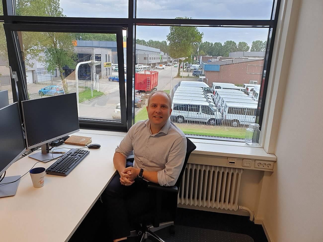 Maak kennis met Tobias: de nieuwe groepsdirecteur van Willemsen – de Koning!