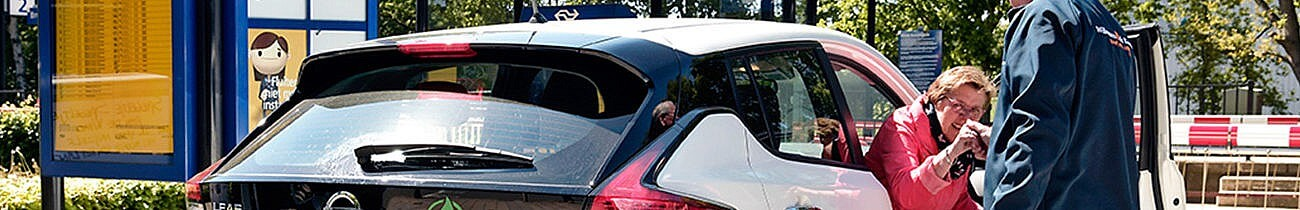 Leerlingenvervoer chauffeur Amersfoort